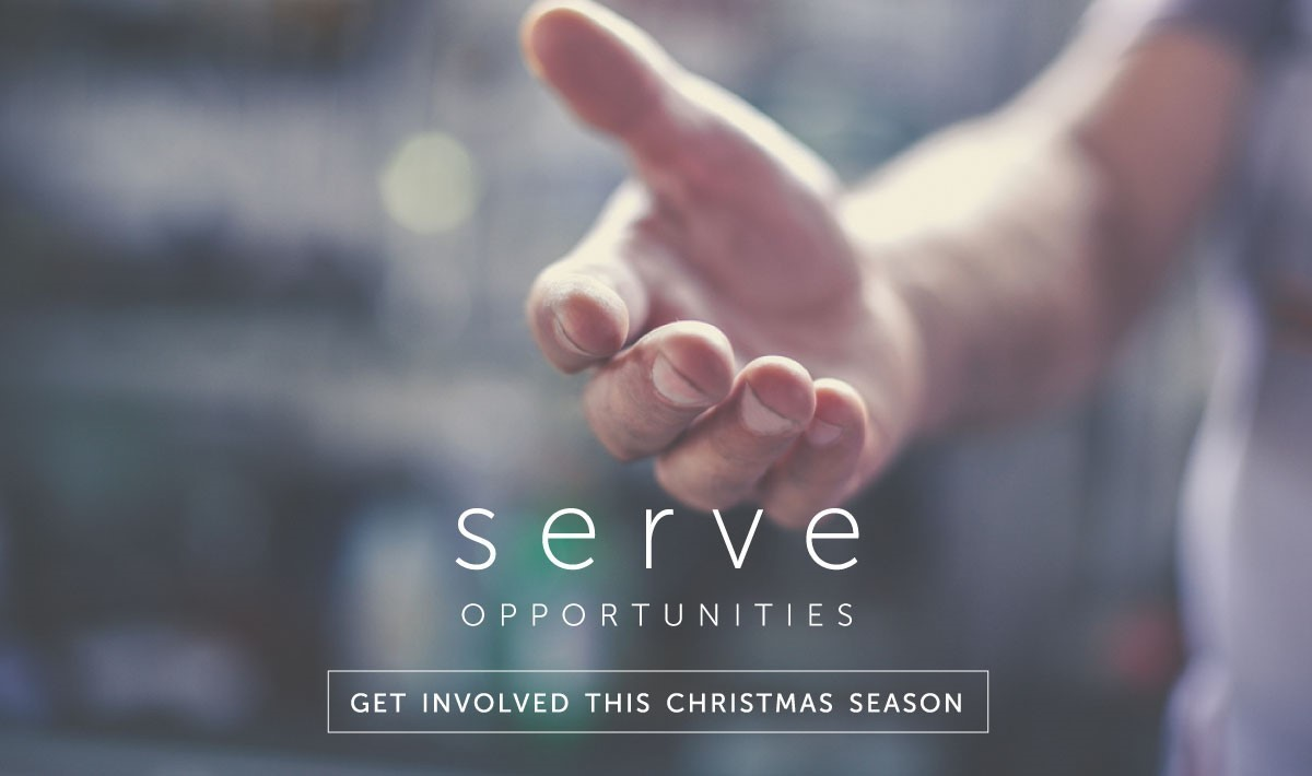Serve Opportunities