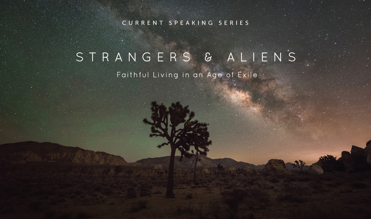 StrangersAliens Current